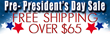 FiltersFast.com Announces Pre-President's Day Shipping Event