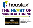 BRM Announces HOUSTEX Plans (Booth #242): Article and Video Preview...