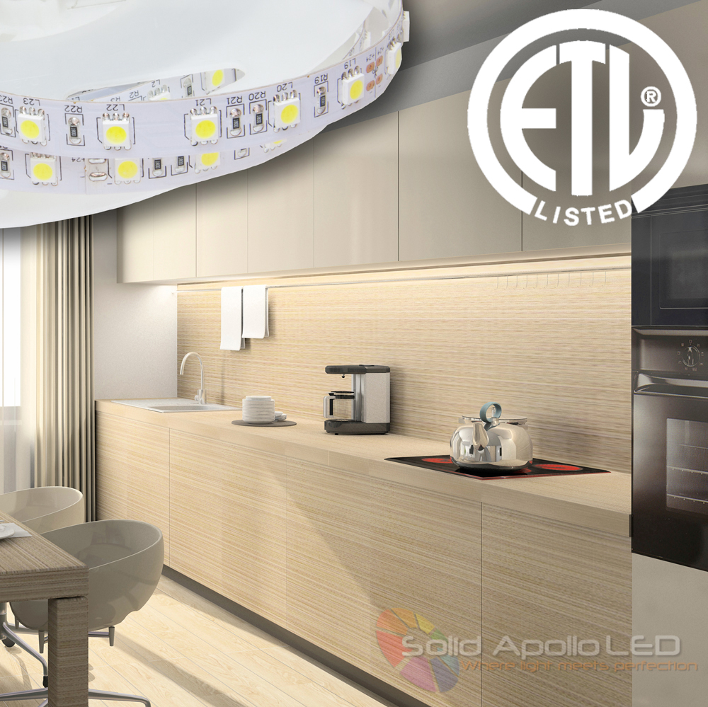 Solid Apollo Led Receives Intertek Etl Certification On