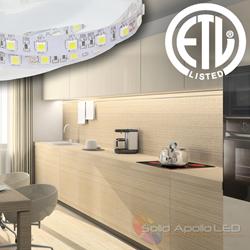 ETL Certified LED Strip Lighting