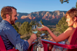 Pink Jeep Tours Offers Unique Romance in the Red Rocks Valentine's Day Tour & Dinner Package