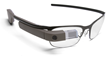 CopTrax SmartGLASS can accept prescription lens.