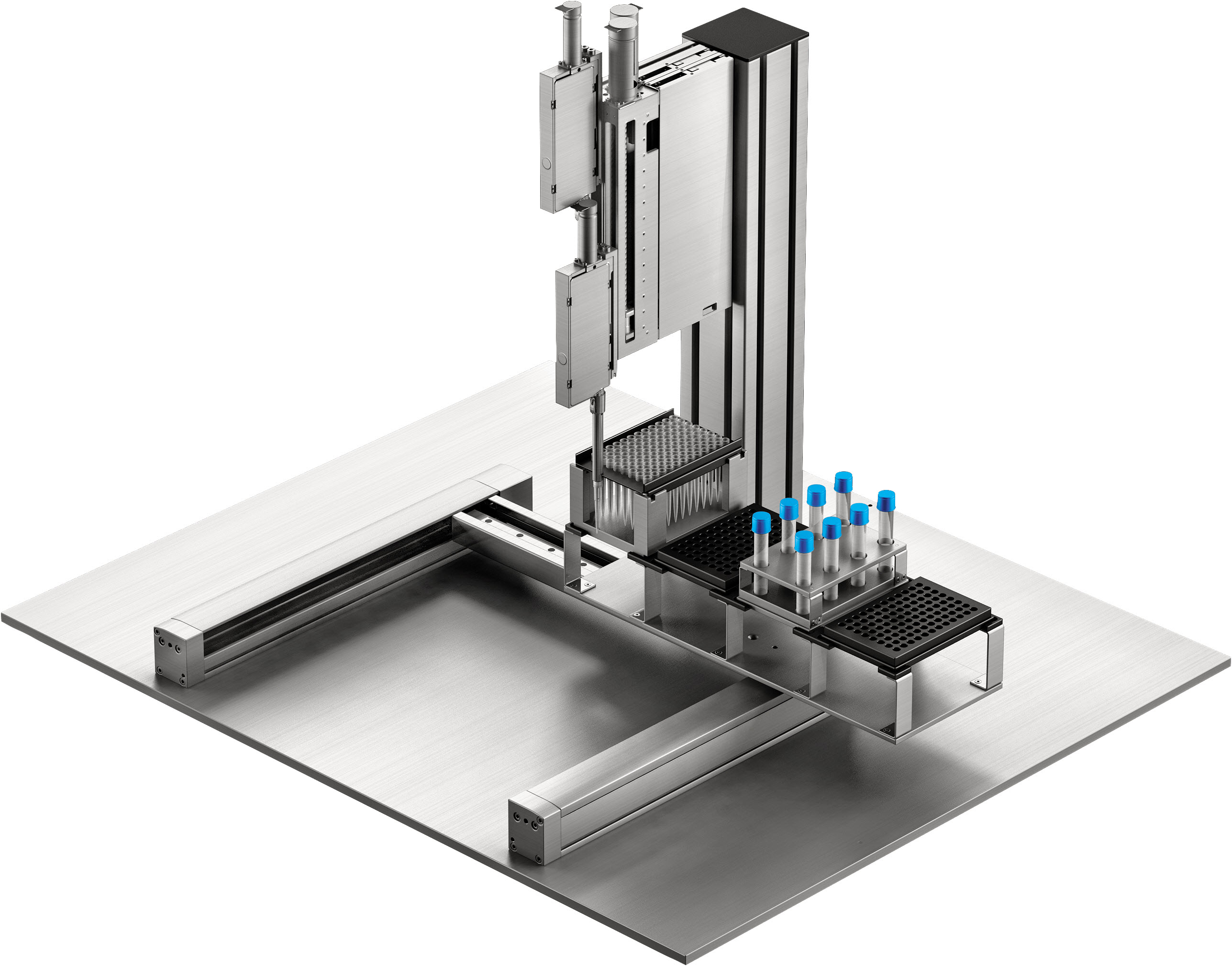 Festo Features At Slas 2015 Its Advanced Handling System