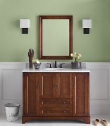 Milano 48″ Vanity Cabinet 065148 from RonBow
