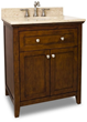 Chatham 30″ Shaker Vanity VAN090-30-T from Hardware Resources
