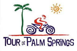 The 2015 Tour de Palm Springs cycling and scheduled for February 13 and 14, 2015