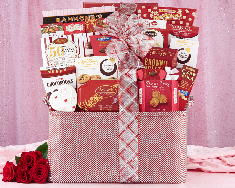 Wine Country Gift Baskets Introduces New Valentines Day
