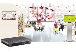 Digital Signage in a Responsive Store