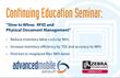 RFID Seminar Invite