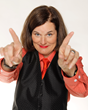 An Evening of GREAT FUN with one of the funniest stand-up Comics working today:  PAULA POUNDSTONE at the Osher Marin JCC