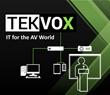 TEKVOX Elects Robert Hollingsworth Chairman of its Board of Directors