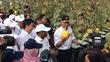 Prime Minister Of Malaysia Officiates Farm