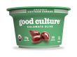 "good culture organic cottage cheese, ""kalamata olive"""