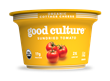 "good culture organic cottage cheese, ""sundried tomato"""