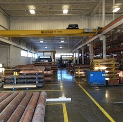 Weldaloy Products Copper Forgings Aluminum Forgings