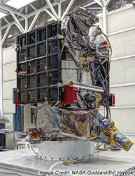 NOAA satellite DSCOVR