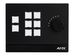 AMX Massio 8-button Keypad