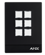 AMX Massio 6-button Keypad