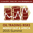 Oil Trading Houses to discuss trading risks in Middle East and Africa on 2-3 June 2015 in Dubai