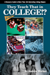 New Book Spotlights Cutting-Edge and Offbeat College Majors