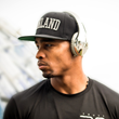Oakland Raiders receiver and Dom Steater brand ambassador Rod Streater