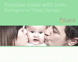 CARE Surrogacy in Tbilisi Georgia
