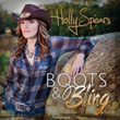 "Holly Spears Releases Country Album, While Filming Her Acting Debut in the Upcoming Faith-Based Film, ""Nail 32"""