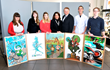 Katherine Harris Presents Ringling College Student Artwork Chosen for...