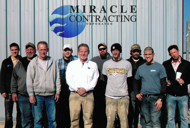Miracle Contracting Earns Esteemed 2014 Angie S List Super
