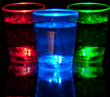 Liquid Activated Shot Glass from Glowsource.com