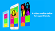 Imagist Labs launches Pop, a one tap video texting app for...