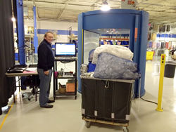 Bart Nye uses RFID to quickly and accurately count linens