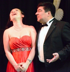 Friday EVE  Feb 13th  Celebrate Valentines with Golden Gate Opera and Help the Children too!