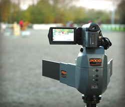 Equestrian Event Filmed With Pixio Auto-Follow Camera Mount