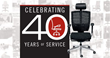 National Business Furniture Celebrates 40 Years of Service