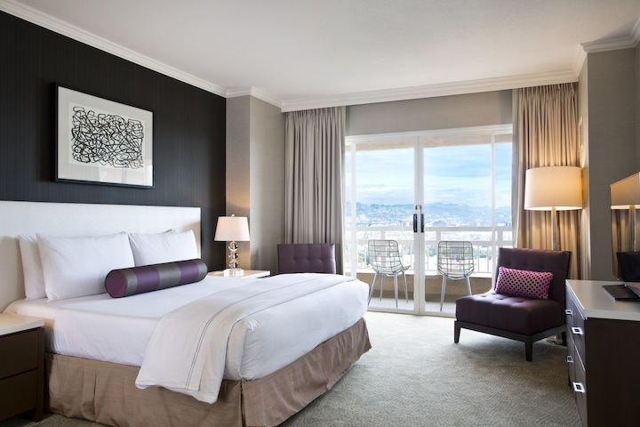 Intercontinental los angeles revamps guestrooms and suites - Interior design school los angeles ...