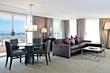 Elite Honeymoon Suite Living Area