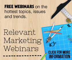 mRELEVANCE Free Marketing Webinars