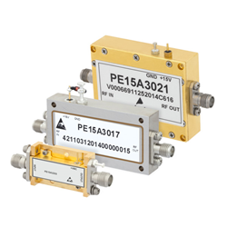 Ultra-broadband and millimeter wave low noise amplifiers from Pasternack