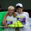 US Sports Camps Offer Nike Junior Tennis Camps at Xavier University in Cincinnati, Ohio