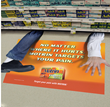 Custom Scuff Resistant Floor Graphics Now Available from Sunrise Hitek