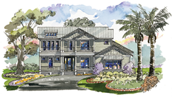 Fernandina Beach Model Home
