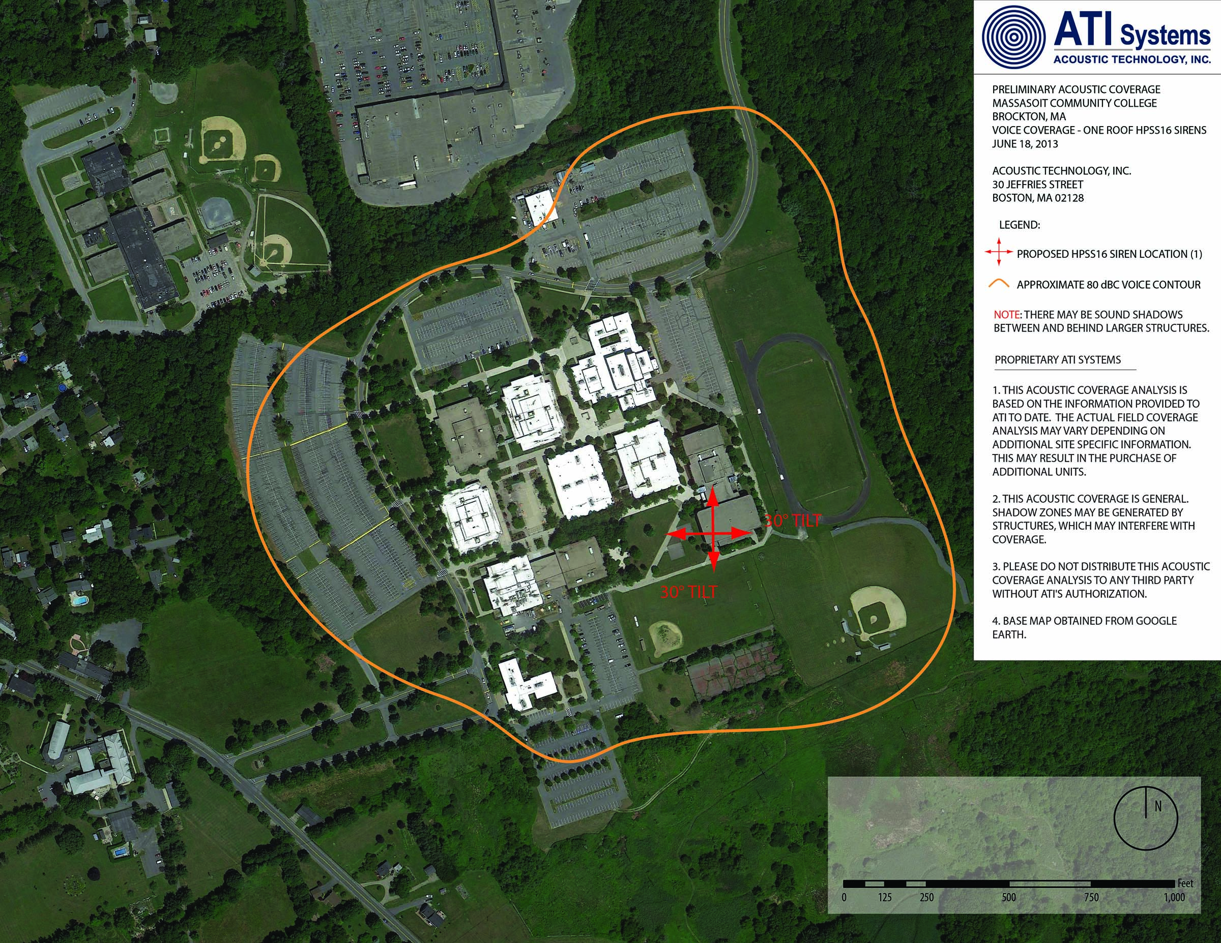 Massasoit Campus Map.Ati Systems Provided Massasoit Community College With A Net Centric