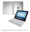 Ultra Thin Aluminum Keyboard Case Now Available for iPad Air 2