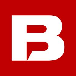 Buzzist logo.