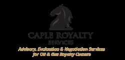 caple royalty services logo