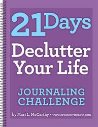 Declutter Journaling Workbook