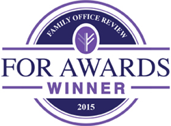 Winner - Best Family Offices Specialty Services Firm