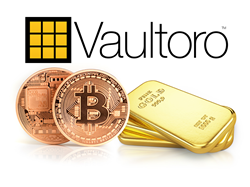 Bitcoin and gold trading platform vaultoro.com