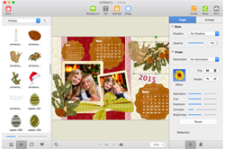 Picture Collage Maker for Mac Screenshot